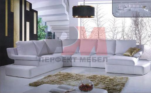 Луксозни комфортни холни гарнитури  София