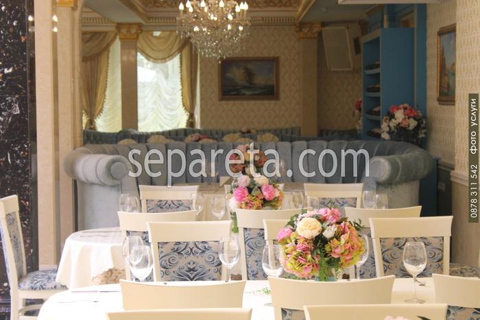 изработка на луксозни сепарета по поръчка