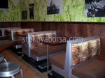 дървено сепаре за барове