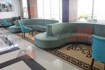 Луксозни тапицирани сепарета по проект за хотел