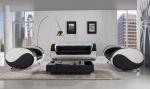 луксозен дизайнерски заоблен диван